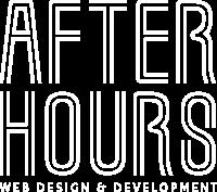 After Hours Web Design & Development Logo